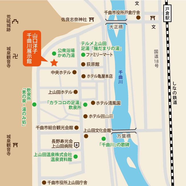 川 地図 千曲